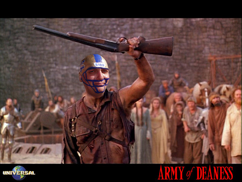 Army of Deaness