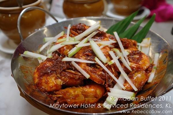 Ramadan buffet - Maytower Hotel & Serviced Residences-10