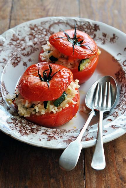 2.Pomodori ripieni al forno