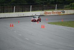 131 (Staufhammer) Tags: john track saratoga mini s solo cooper works albany autocross cones speedway jcw