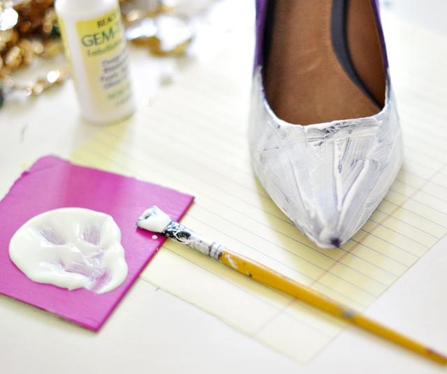 Dolce and Gabbana Embellished Pumps-Shoes-DIY-11