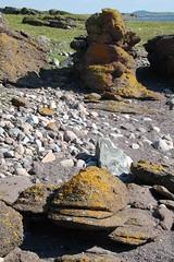 Rock formations at Sletter (Linepusle) Tags: summer norway rocks larkollen sletter