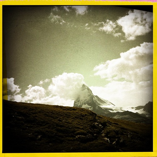 Matterhorn  #1 by Davide Restivo