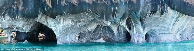 The marble cathedral of Chile Are these the world's most beautiful caves  1