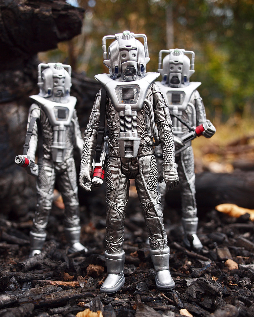classic cybermen - photo #38