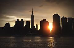The City / New York - NY (KTSFotos) Tags: new york city nyc trip usa sun building silhouette night america amrica niceshot state manhattan united adventure eua empire viagem noite states kiyoshi kts idesign aventura estado unidos ktsfotos ktsdesign ktsimage