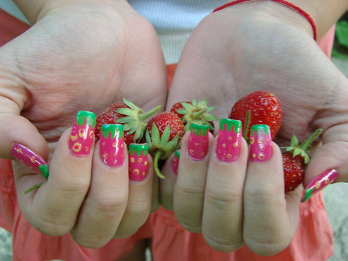 Like..Strawberry