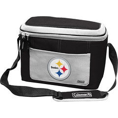 Pittsburgh Steelers Coleman 12 Pack/Can Cooler Bag