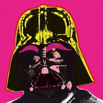 Darth Vader _ Dark Vador_monroe_warhol (repost)6757281505627033397