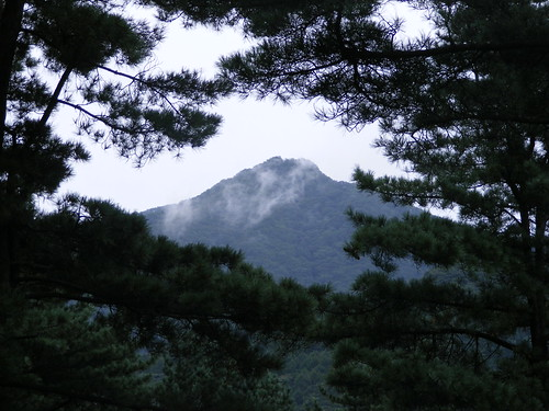 Picture from Yeoninsan Peak