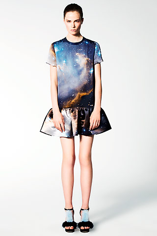 Christopher Kane Resort 2011-12