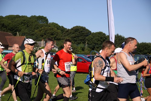 Start of Downland Ultra30 by ultraBobban