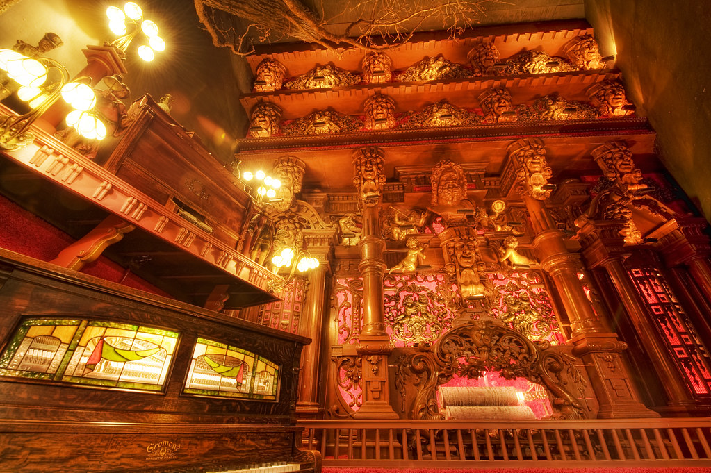 Baroque Room (House on the Rock)