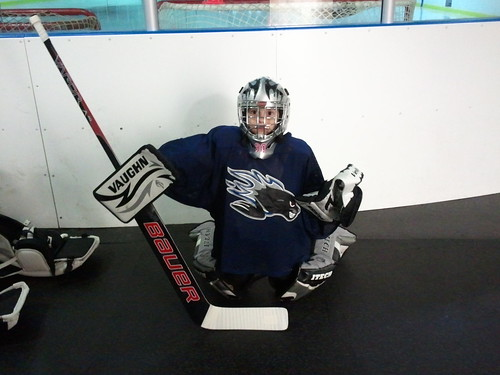 Goalie Camp ~ Day 5