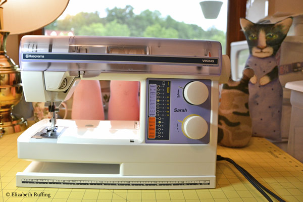 Husqvarna Viking Sarah Sewing Machine