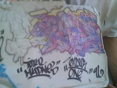 endur one 1996 (birdlover123) Tags: face graffiti ghost yo killa slc graff mad total 96 801 endur madnes endure