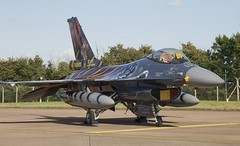 General Dynamics F-16AM Fighting Falcon (Nigel Musgrove-2.5 million views-thank you!) Tags: general air hard july falcon be tigers to belgian years 16 component fighting 50 31 dynamics raf nato humble squadron fairford riat 2011 f16am smaldeel fa87
