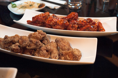 Chicken Wings @ Anju