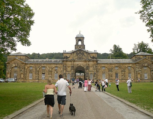 Stables,Chatsworth House