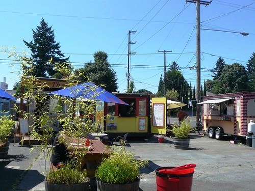 Portland food court