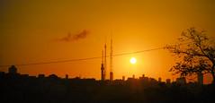 Who has the best signal? (Diego Viana Gomes) Tags: sunset arquitetura skyline canon salvador signal hdtv antennas visoes cidadesnordestinas