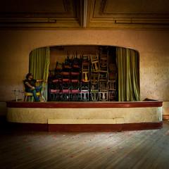 Peeling Back The Curtain To Reveal... (Ken Schuler Photography) Tags: ny rot hotel rust decay baths sulphur spa urbex urbanexplore beekmanboys jewishretreat