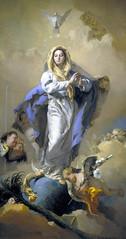 Tiepolo - Immaculata (1767-69) (petrus.agricola) Tags: madrid del prado museo giovanni conception tiepolo immaculata battista