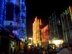 The festive season (Jyotirmoy Basu) Tags: durga durgapuja devi dussehra mobilephotos devidurga mahishasurmardini nokiae5 nokiae500