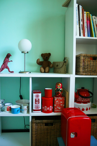 Taika's room