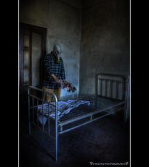 The Last Goodbye... (Giulio Paulon) Tags: abandoned last nikon forgotten goodbye asylum giulio madhouse d90 paulon paulg83