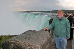 IMG_2959: Bill at Niagara Falls