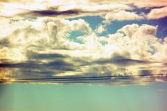 3 (Tim_Walsh) Tags: blue sky sun green film clouds burlington vermont telephonewires vt