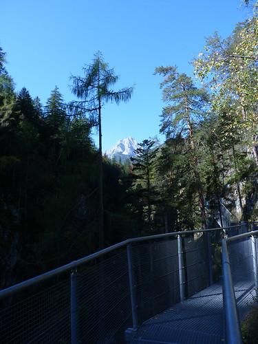 Impressionen aus der Geisterklamm bei Mittenwald