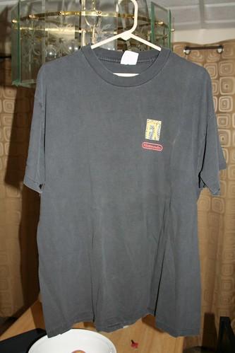 Starfox Shirt Front
