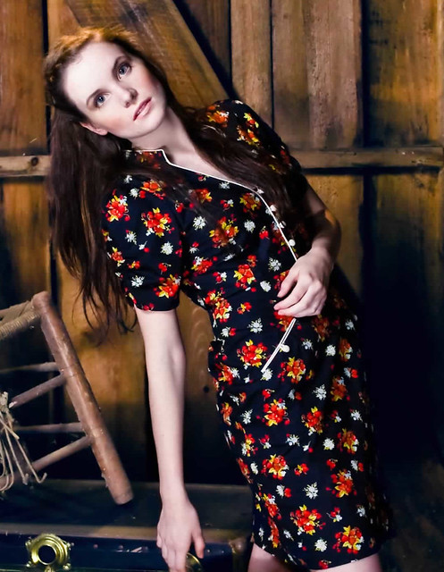 DOCICA September fashion shoot woods girlsMeredith on luggage IMG_9359-2