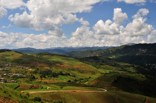 Shangrila valley