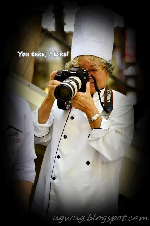 Vietnamese Chef Photographer!
