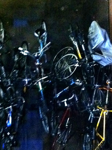 Project 365 - Pile of Bike by michaelbaumann