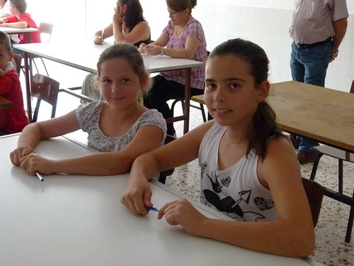 Escuela de Verdiales de los Montes de Málaga (25.6.2011)