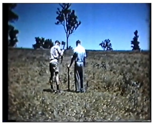 Yeomans Film from 1955 - film stills