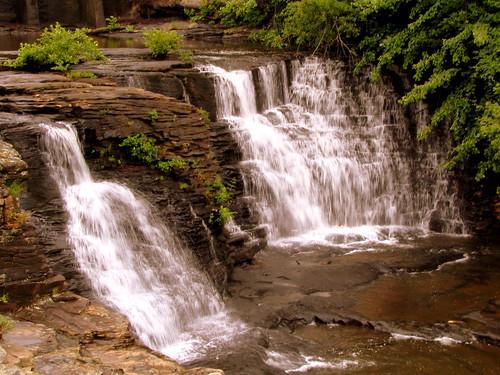 Upper Desoto Falls