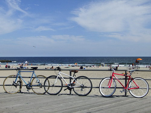 Bikes on the Boardwalk, The Rockaways