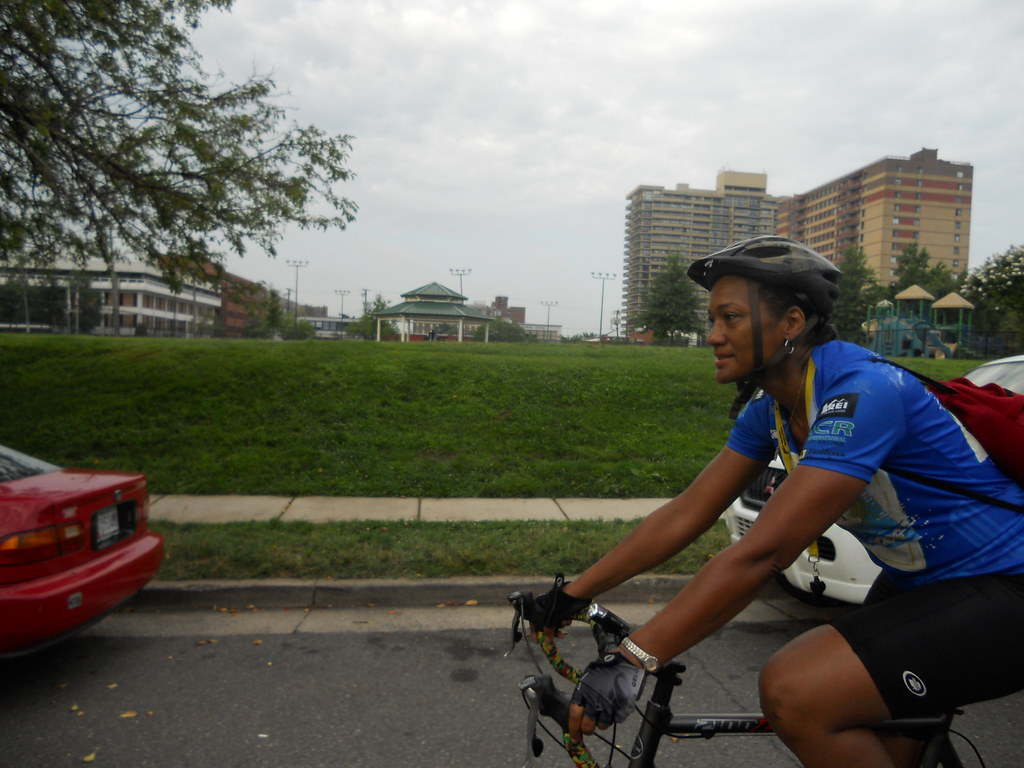 Bike Commute 58: Reba