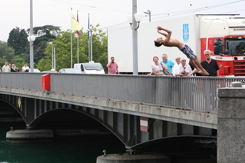 Bridge Jumping Zurich Teens
