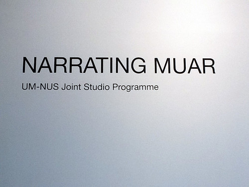 Narrating Muar - Title