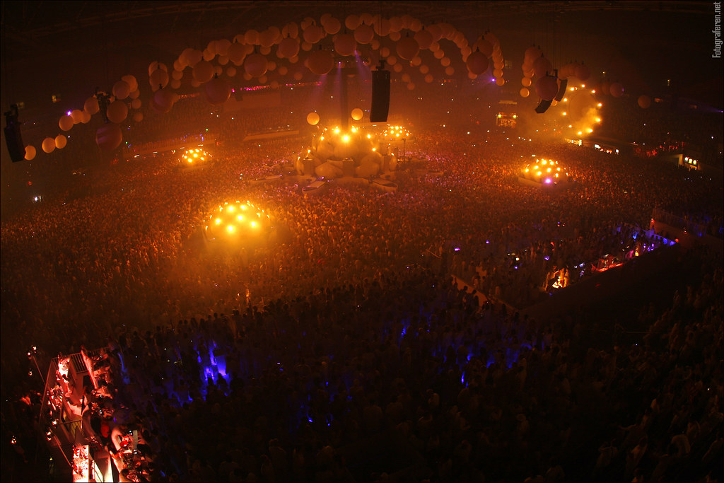 Sensation ArenA overview