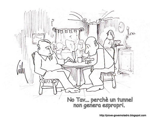 No Tav ... il dubbio. by Livio Bonino