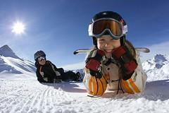 Ráj ratolestí - lyžařské areály pro rodiny s dětmi