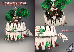 """YGGDRASIL"" Nano-tree Archology (Shamisenfred) Tags: tree space odin corp microspace yggdrasil cygnus archology microspacetopia"
