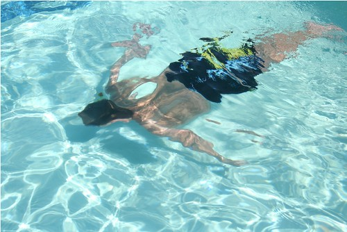 m swimming